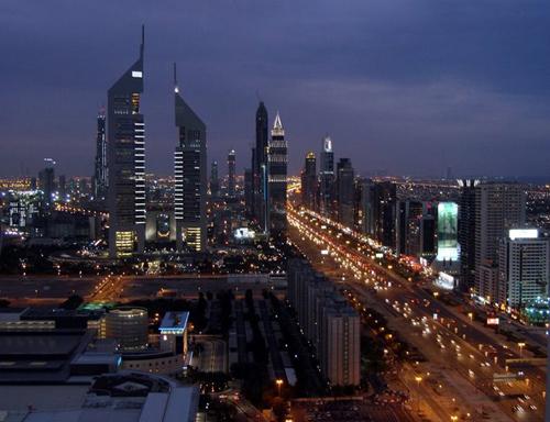 Fascinating city of Dubai