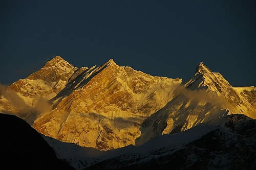 annapurna Top 10 Highest Mountain Peaks in the World