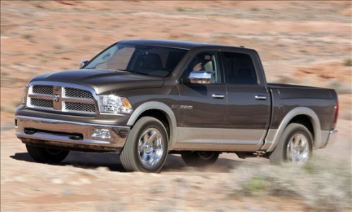 dodge ram 499x300 Top 10 Best Selling Cars in America