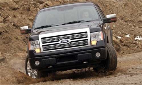ford f series 499x300 Top 10 Best Selling Cars in America