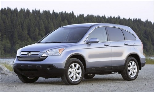 honda cr v 499x300 Top 10 Best Selling Cars in America