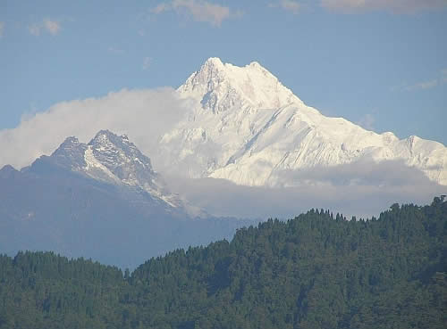 kangchenjungamountain Top 10 Highest Mountain Peaks in the World