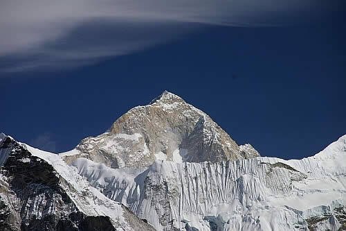makalu Top 10 Highest Mountain Peaks in the World