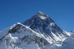 mounteverest 150x100 Top 10 Highest Mountain Peaks in the World