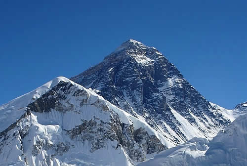 mounteverest Top 10 Highest Mountain Peaks in the World