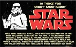 star wars 150x92 19 Things you didnt know about Star Wars (Infographic)