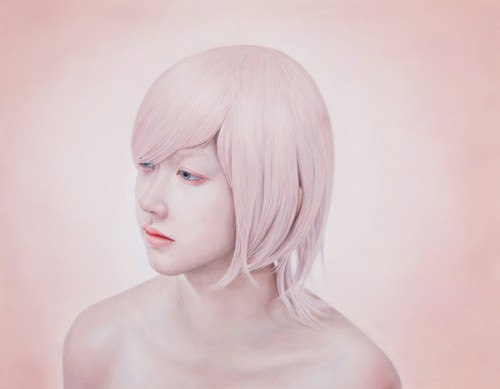 23 Solitude 116.8X91cm oil on canvas 2010 500x389 Impressively realistic Oil Paintings by Kwon Kyung Yup