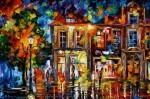 afremov01 150x99 Amazing Oil Paintings by Leonid Afremov