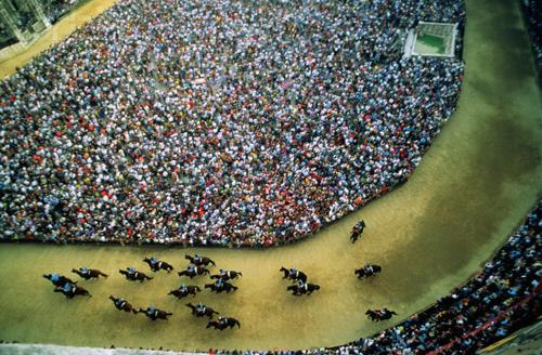 palio race16 Sienas Palio Horse Race