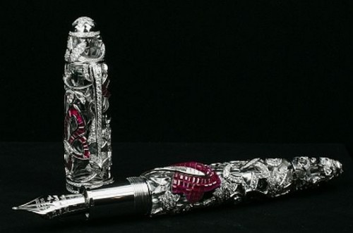 mystery masterpiece 500x331 Top 10 Most Expensive Pens in The World