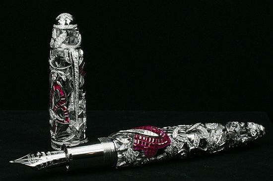 MONTBLANC MYSTERY MASTERPIECE