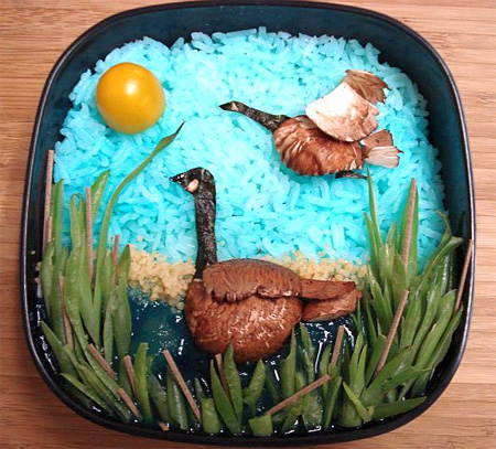food art25 Creative Food Art