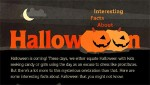 halloween01 150x85 Interesting Facts About Halloween (Infographic)