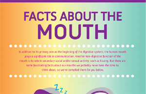 Facts about the Mouth