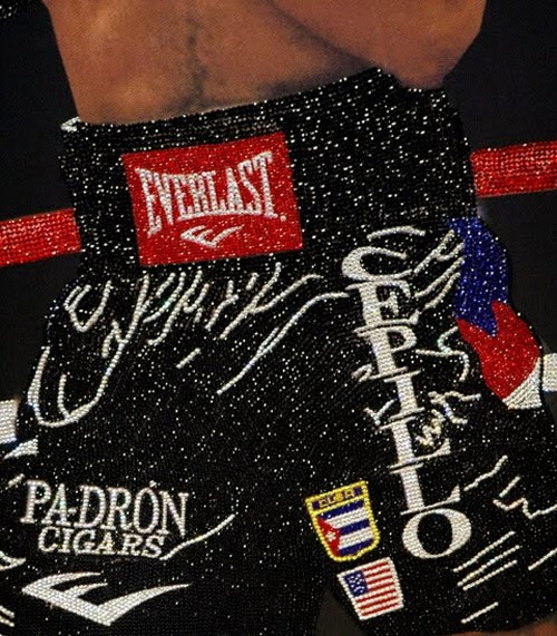 boxing crystal shorts Shiny and Expensive Images of Boxers