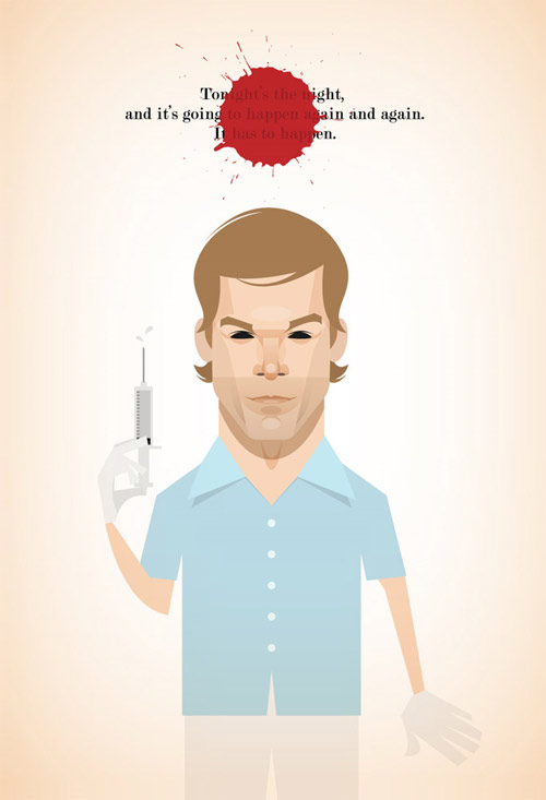 dexter illustration Chows Incredible But Simple Illustrations