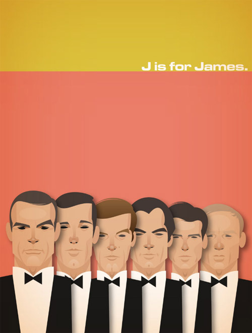 james bonds Chows Incredible But Simple Illustrations