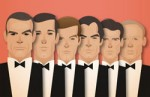 th james bonds 150x97 Chows Incredible But Simple Illustrations
