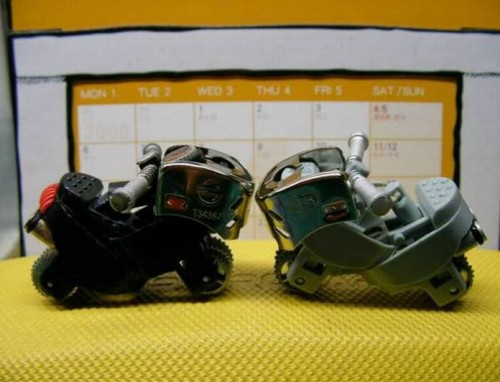 Transform Your Old Lighters into a Motorcycle