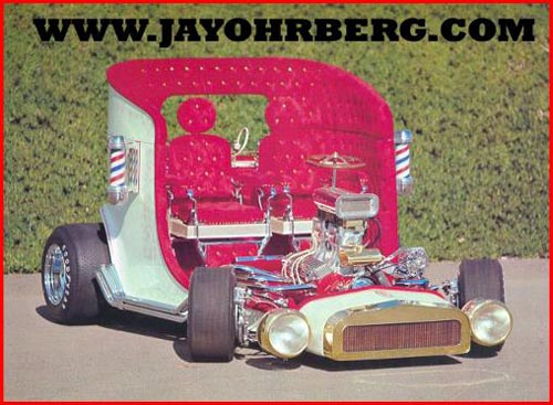 Crazy Cars Collection by Jay Ohrberg