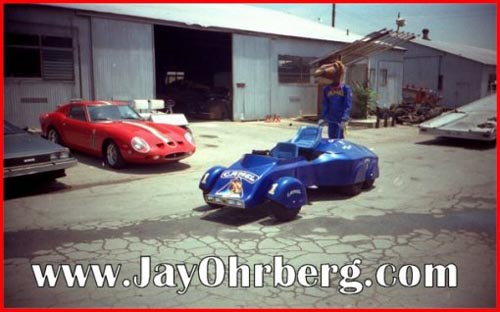 jay ohrberg cars10 Crazy Cars Collection by Jay Ohrberg