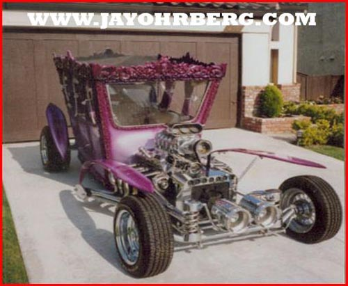 jay ohrberg cars14 Crazy Cars Collection by Jay Ohrberg