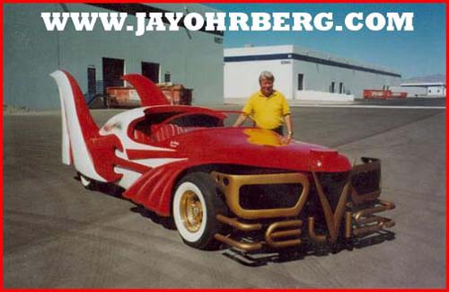 jay ohrberg cars16 Crazy Cars Collection by Jay Ohrberg