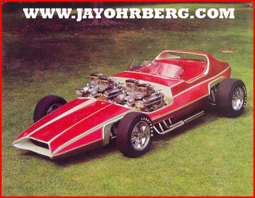 jay ohrberg cars20 Crazy Cars Collection by Jay Ohrberg