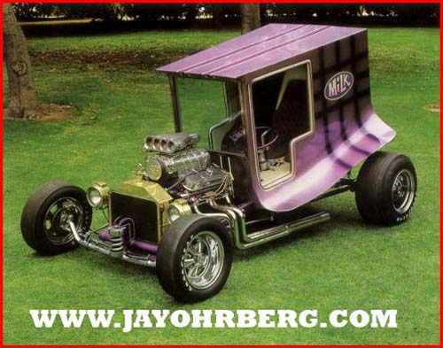 jay ohrberg cars24 Crazy Cars Collection by Jay Ohrberg