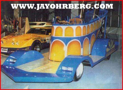 jay ohrberg cars25 Crazy Cars Collection by Jay Ohrberg