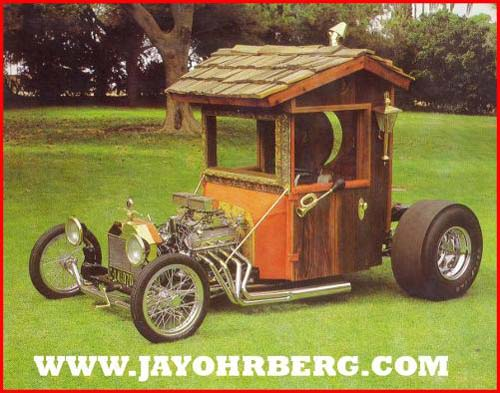 jay ohrberg cars26 Crazy Cars Collection by Jay Ohrberg