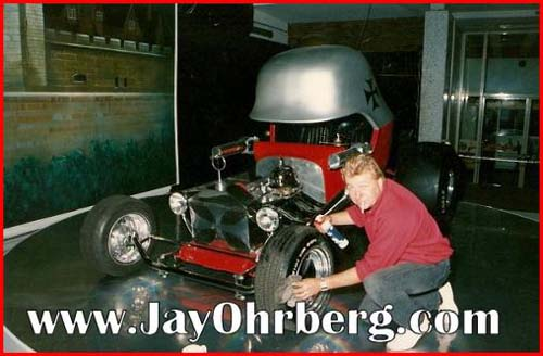 jay ohrberg cars33 Crazy Cars Collection by Jay Ohrberg