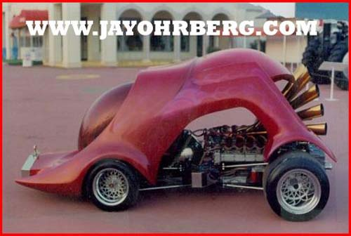 jay ohrberg cars34 Crazy Cars Collection by Jay Ohrberg