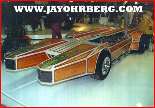 jay ohrberg cars40 Crazy Cars Collection by Jay Ohrberg