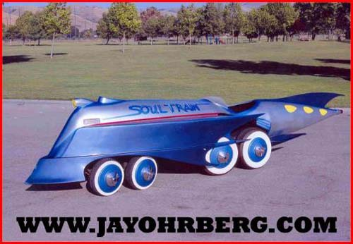 jay ohrberg cars41 Crazy Cars Collection by Jay Ohrberg