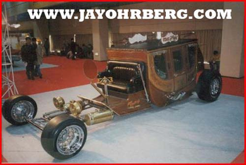jay ohrberg cars43 Crazy Cars Collection by Jay Ohrberg