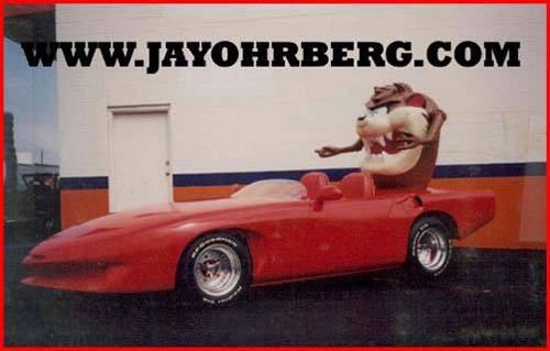 jay ohrberg cars45 Crazy Cars Collection by Jay Ohrberg
