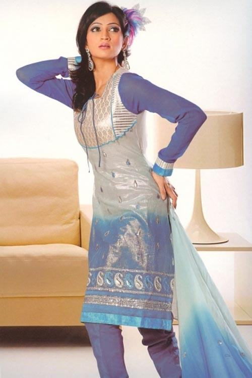 Salwar Kameez03 Salwar Kameez  unisex dress from South and Central Asia