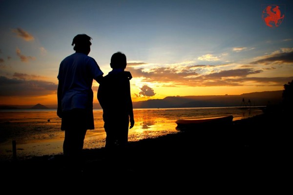 Sunset - Lakeview, Taal Lake