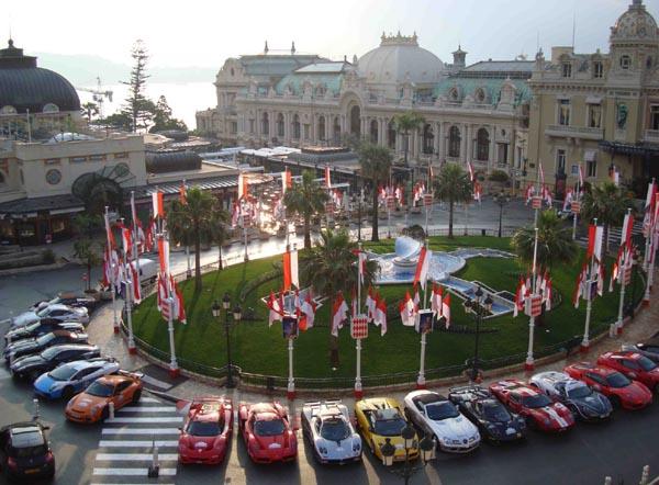 Monaco, Casino Square