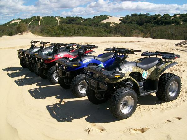 Quad Biking, Sydney