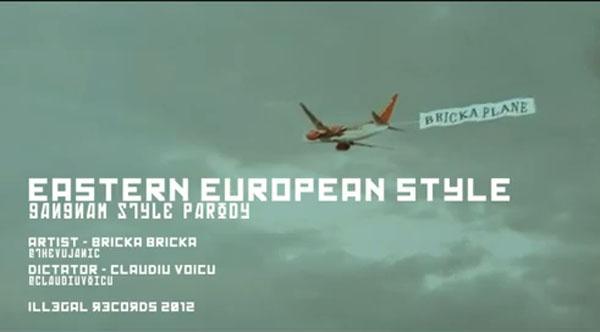 Eastern Europe Style ! (PSY Gangam Style Parody)