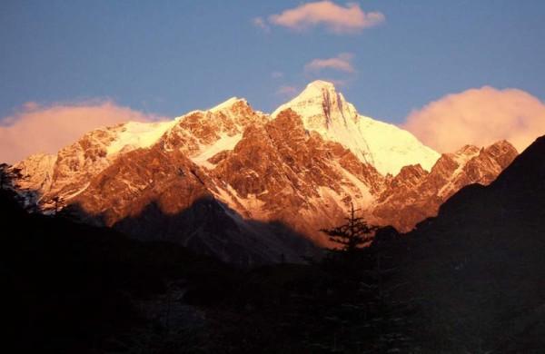 Gongga Mountain