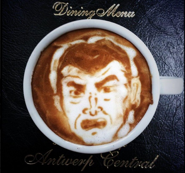 Amazing coffee arts