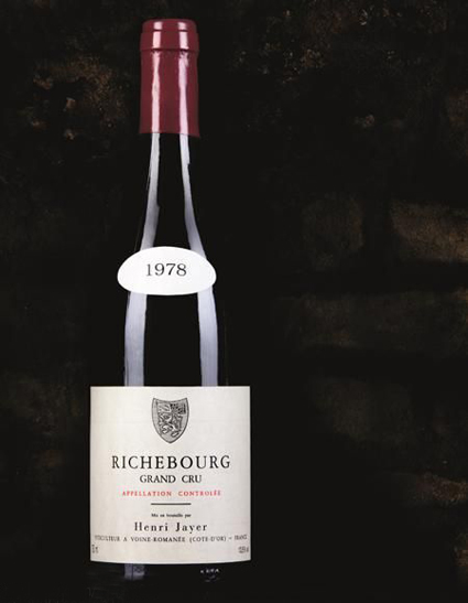 Henri Jayer Richebourg Grand Cru