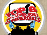 Top 8 NFL Super Bowl Commercials of all time [Infographic]