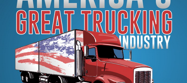 Why America's Trucking Industry Stands Out