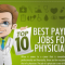 Top 10 Best Paying Jobs for Physicians [Infographic]