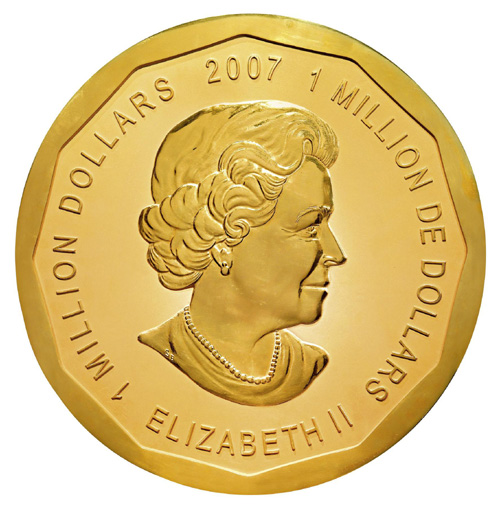 The most expensive coin in the world