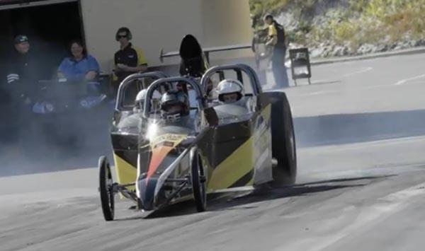 Drag Racing Experience, Sydney